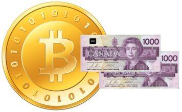 1 bitcoin to cad conversion