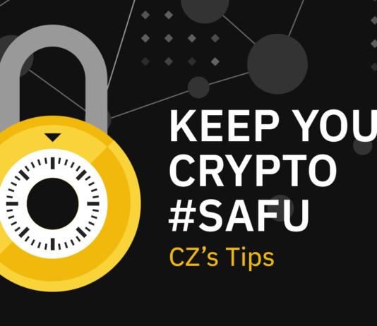best ways to keep crypto safe