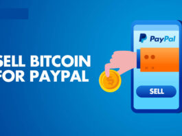 exchange bitcoin to Paypal