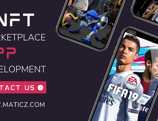 nft marketplace app development